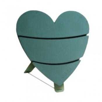 Oasis® Bioline deco hart op staander