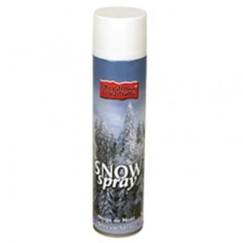 Kerst spuitsneeuw - sneeuw spray