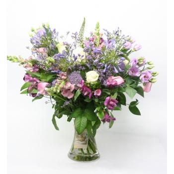 Boeket Lavendel Veld bloemen