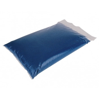 Gekleurd zand in een zak van 10 kg