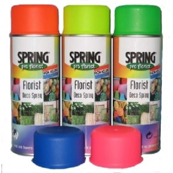 Spring kleuren spuitbus Fluor 400 ml