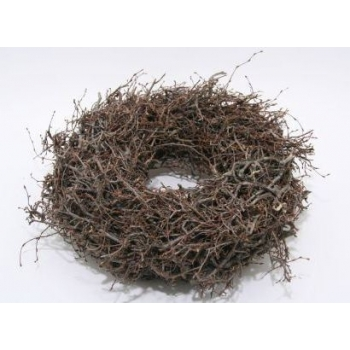 Krans Bonsai hout naturel 30 cm