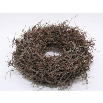 Krans Bonsai hout naturel 45 cm
