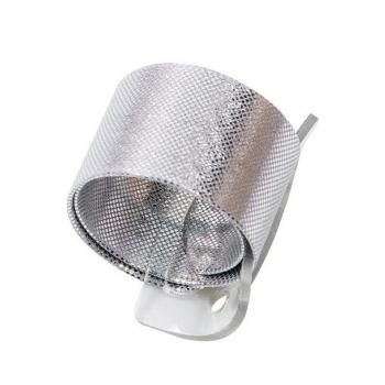 Click polscorsage zilver (oasis wrap wristlet)