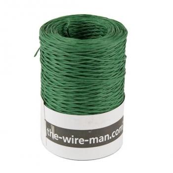 binddraad papier groen 205 meter