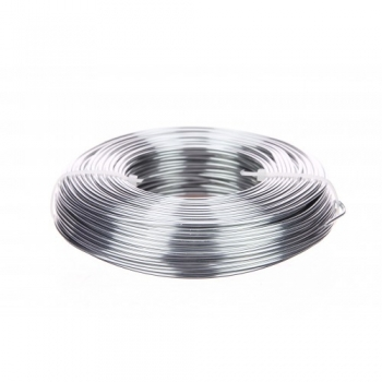 Alluminium draad dikte 2 mm lengte 60 meter