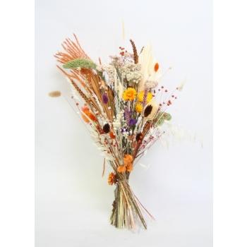 Droogbloemen boeket Orangerie
